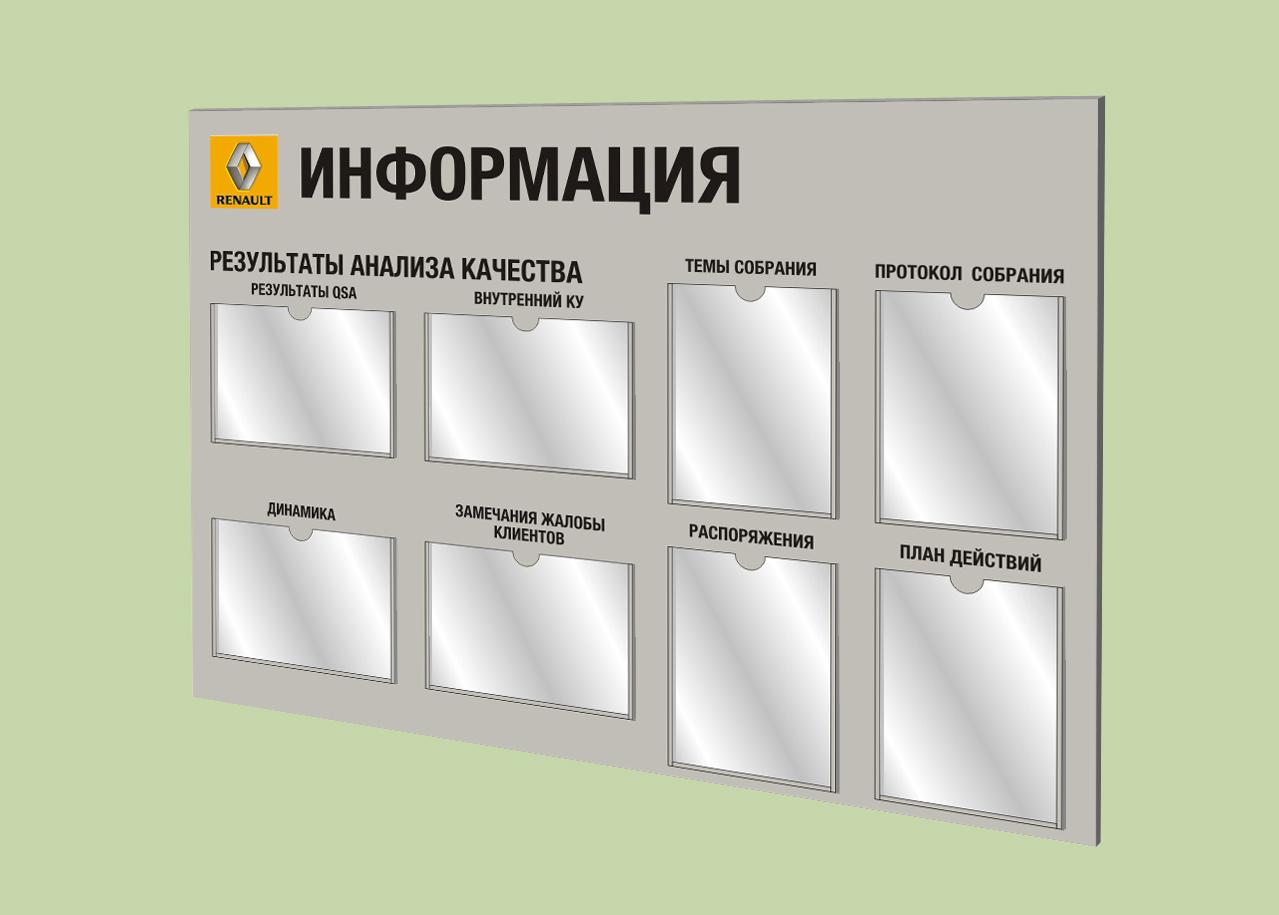 Как сделать доску документации